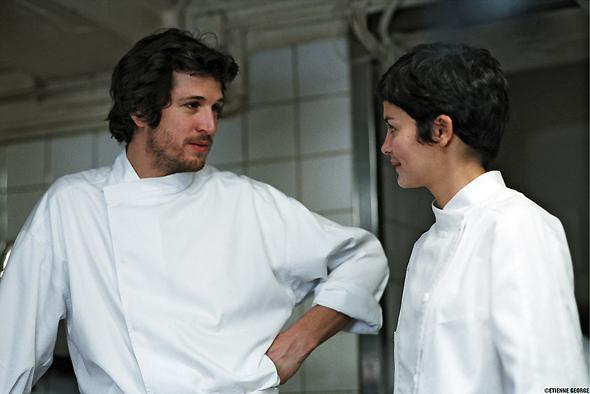 Audrey Tautou et Guillaume Canet
