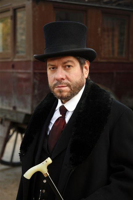Régis Laspalès dans le rôle de Joseph Mouradour