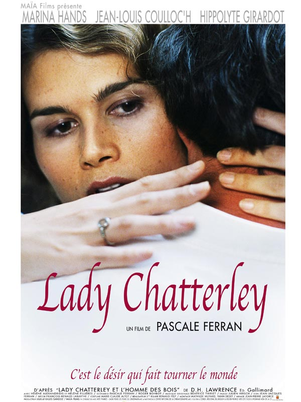 Lady Chatterley affiche
