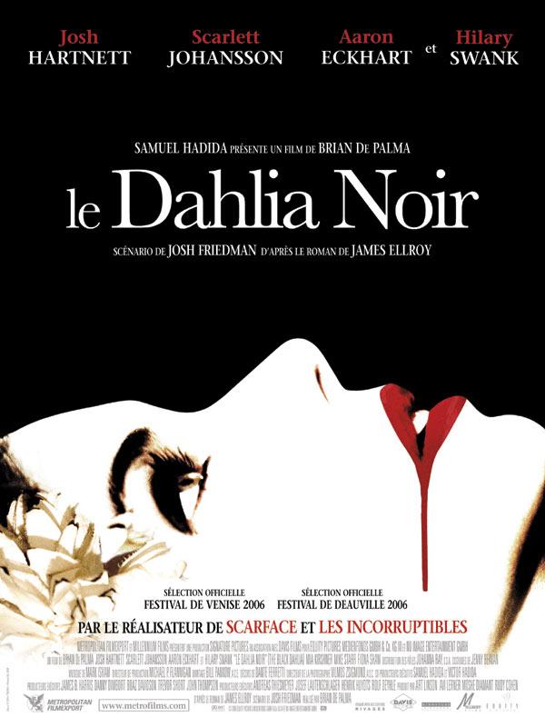 Affiche du film Le Dahlia Noir