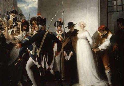 Exécution de Marie-Antoinette
