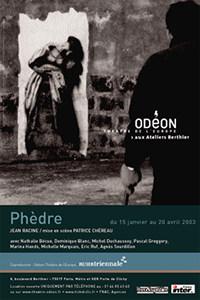 Affiche Phèdre par Patrice Chereau