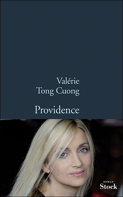 Couverture Providence de Valérie Tong Cuong
