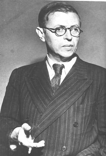 Citation de Sartre dans Citations sartretime
