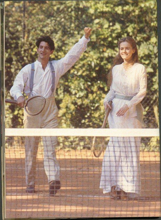 Les Thibault Tennis