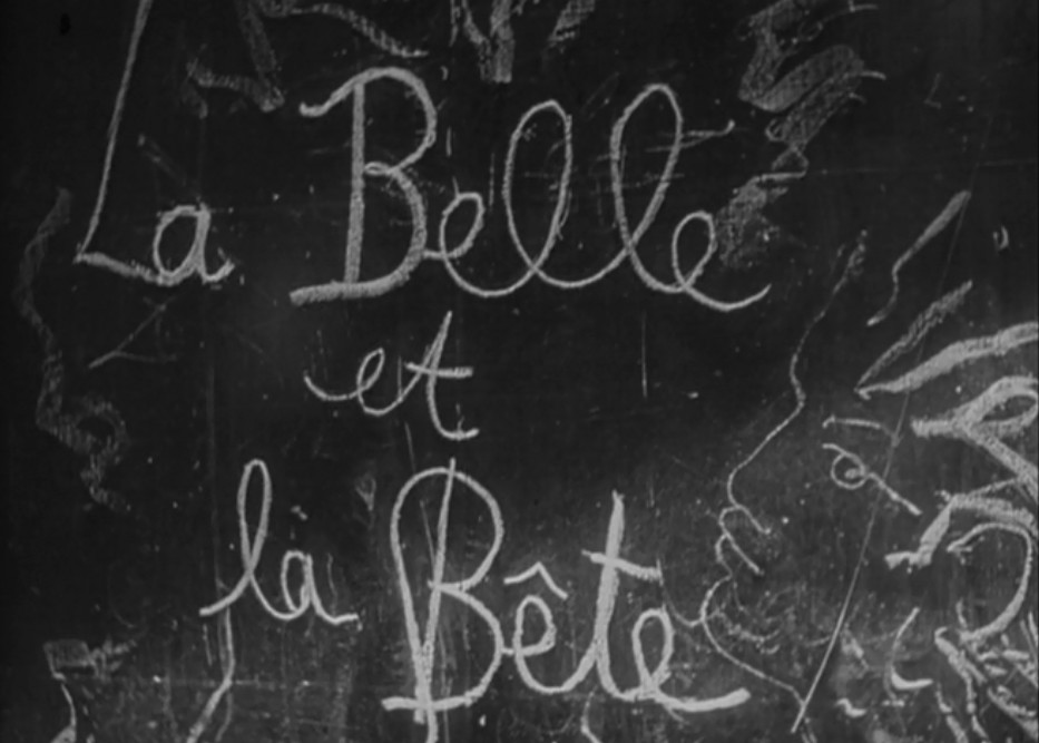 e008d65e2de La Belle et la Bête de Jean Cocteau (1946) - aLaLettre